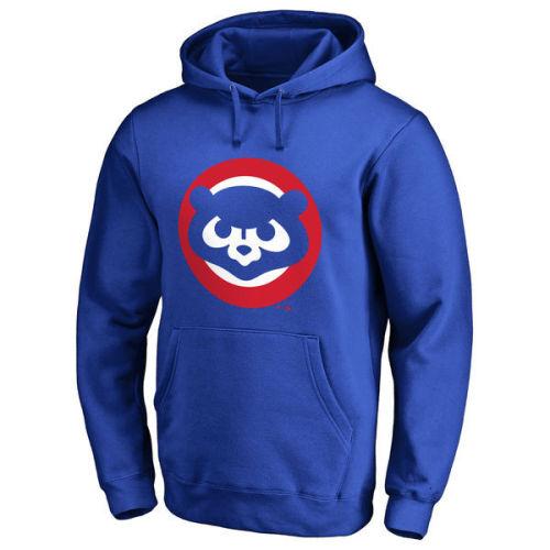 Men's Team Logo Classic Pullover Hoodie 080