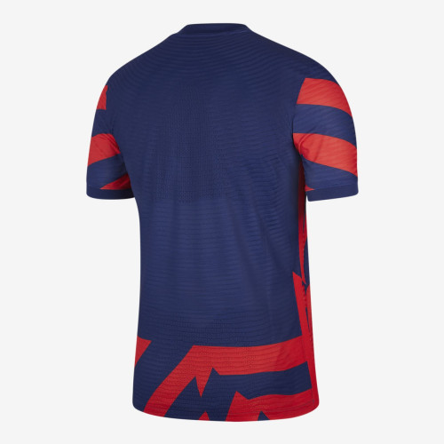 Player Version USA 21/22 Away Authentic Jersey