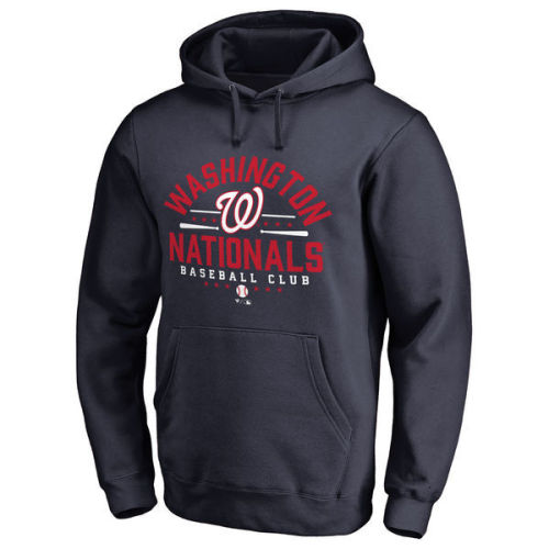 Men's Team Logo Classic Pullover Hoodie 446