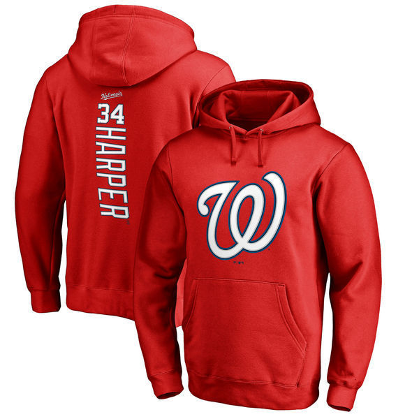 Men's Player Team Pullover Hoodie Red