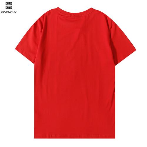 Luxury Brand T-shirt Red 2021.8.28