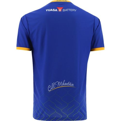 Wicklow GAA 2021/2022 Mens 2 Stripe Home Hurling Jersey