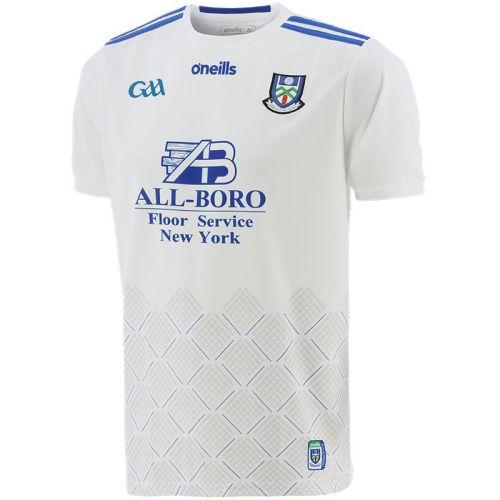 Monaghan GAA 2021/2022 Mens 2 Stripe Home Jersey