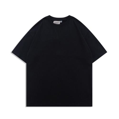 Streetwear Brand T-shirt Black 2021.8.28