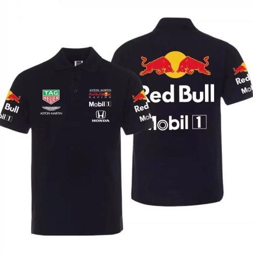 Red Bull Racing F1 Team Polo Shirt 2021 - Navy