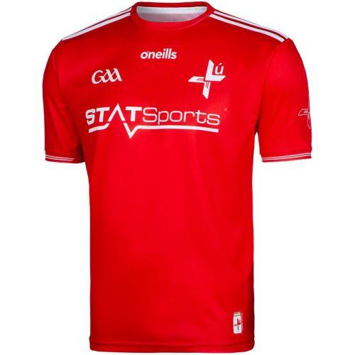 Louth GAA 2021/2022 Mens 2 Stripe Home Jersey