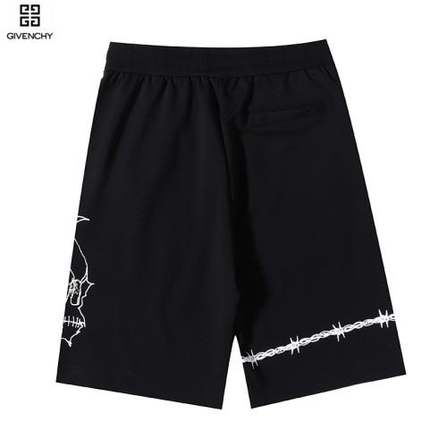 Luxury Brand Shorts Black 2021.8.28