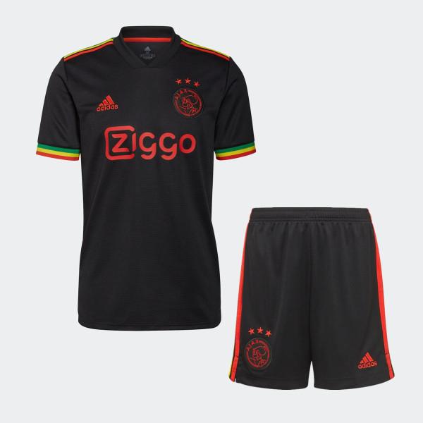 Ajax 21/22 Third Jersey and Short Kit