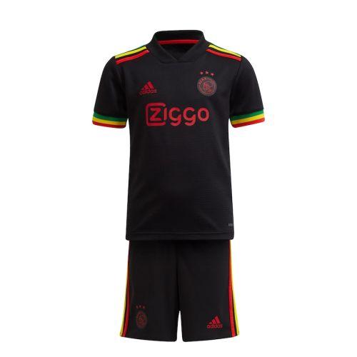 Kids Ajax 21/22 Third Jersey and Short Kit