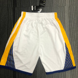 Thai Version Men's White Swingman Shorts - Association Edition