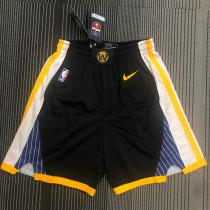 Thai Version Men's Black Swingman Shorts - Authentic Edition