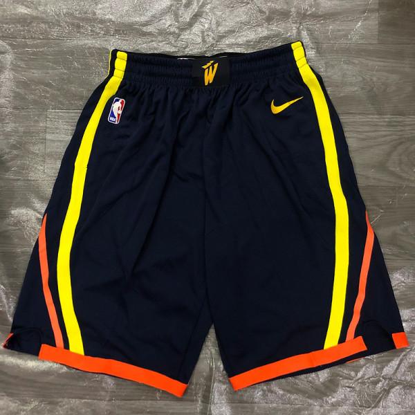 Thai Version Men's Black Swingman Shorts - City Edition