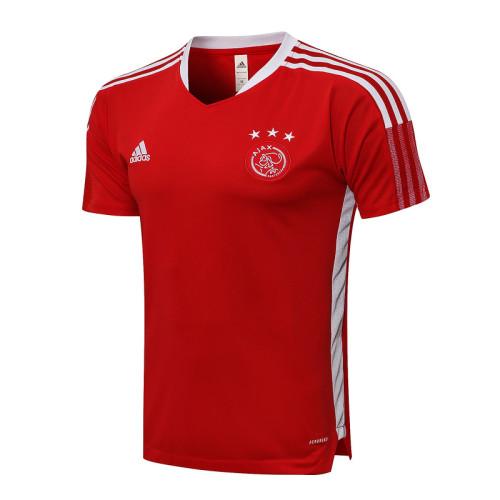 Ajax 21/22 Training Kit Red C694#