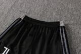 Juventus 21/22 Drill Tracksuit Black B484#