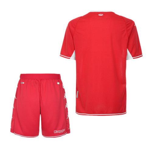 AS Monaco 21/22 Home Jersey and Short Kit