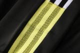 Juventus 21/22 Drill Tracksuit Black B486#