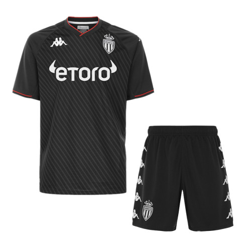 AS Monaco 21/22 Away Jersey and Short Kit