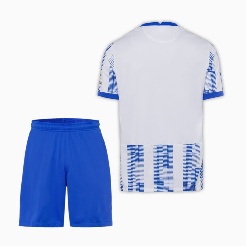 Hertha Berlin 21/22 Home Jersey and Short Kit