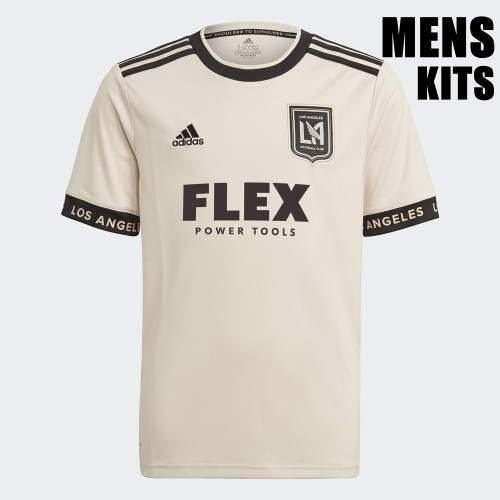 LAFC 2021 Away Jersey and Short Kit
