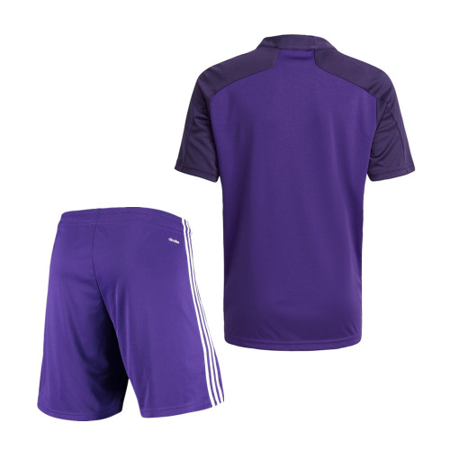 Orlando City 2021 Home Jersey and Short Kit