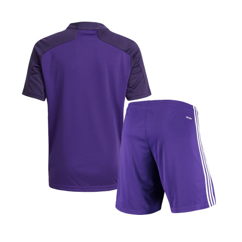 Kids Orlando City 2021 Home Jersey and Short Kit