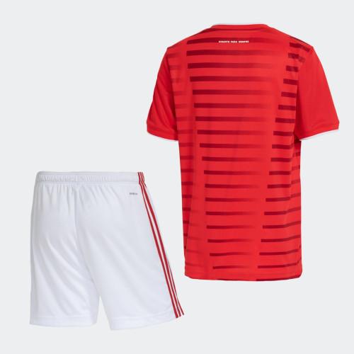 SC Internacional 2021 Home Jersey and Short Kit