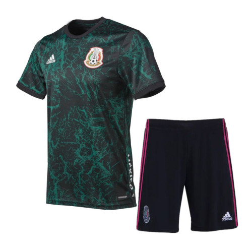 Mexico 2021 Training Jersey and Short Kit