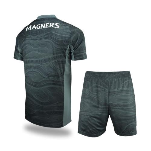 Celtic 21/22 Away Goalkeeper Jersey and Short Kit