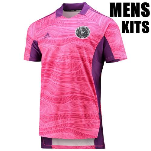 Inter Miami CF 2021 Goalkeeper Jersey and Short Kit