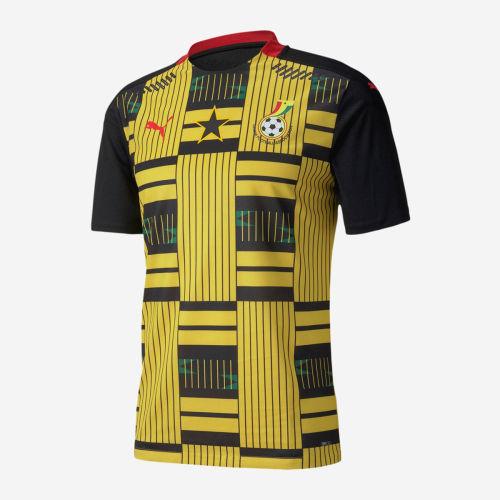 Thai Version Ghana 21/22 Away Jersey
