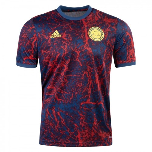 Thai Version Colombia 2021 Pre-Match Jersey