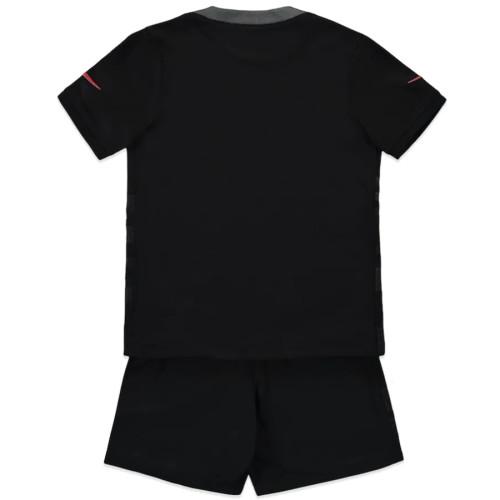 Kids Paris Saint-Germain 21/22 Third Jersey and Short Kit