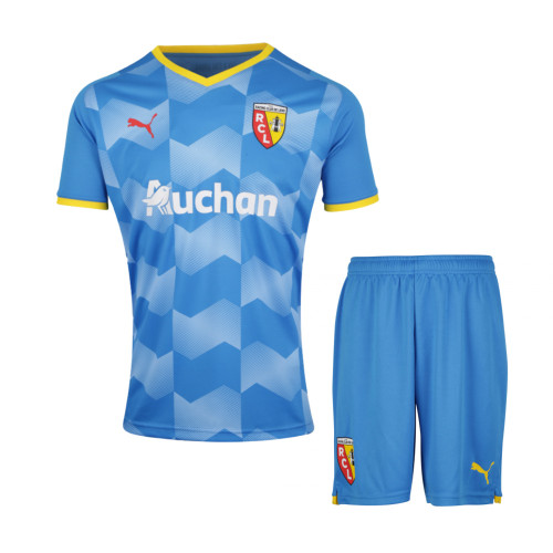 RC Lens 21/22 Third Jersey and Short Kit