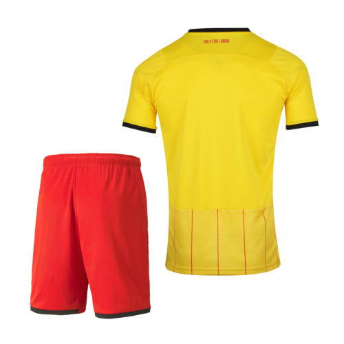 RC Lens 21/22 Home Jersey and Short Kit