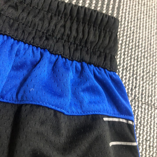 Thai Version Men's Black Swingman Shorts - Statement Edition