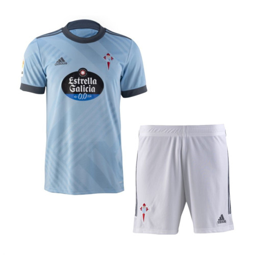 Celta Vigo 21/22 Home Jersey and Short Kit
