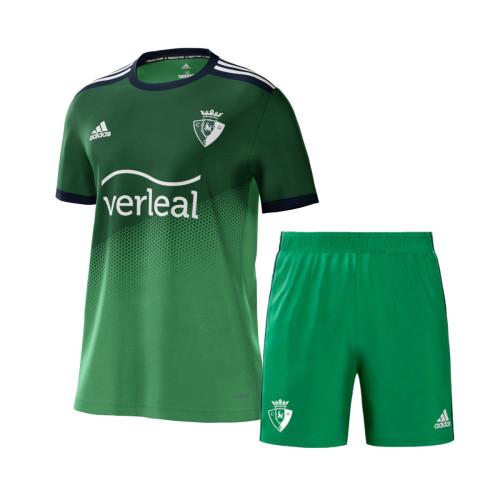Kids CA Osasuna 21/22 Away Jersey and Short Kit