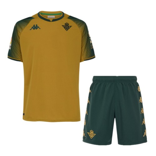 Real Betis 21/22 Third Jersey and Short Kit