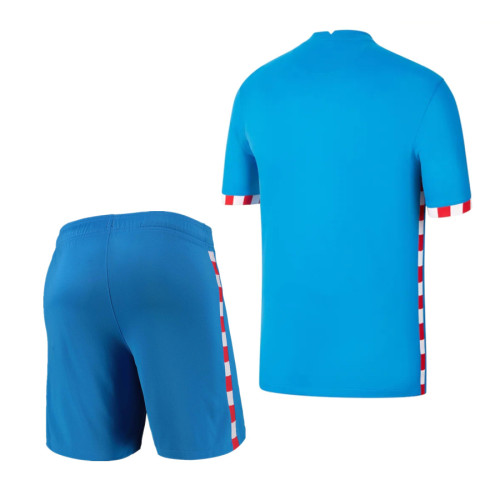 Atletico Madrid 21/22 Third Jersey and Short Kit