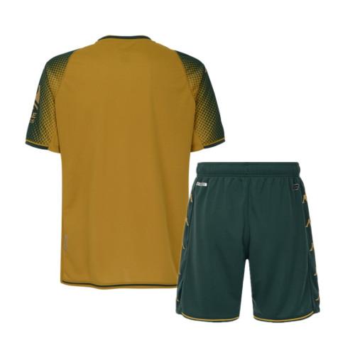 Kids Real Betis 21/22 Third Jersey and Short Kit