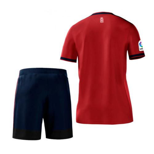 CA Osasuna 21/22 Home Jersey and Short Kit