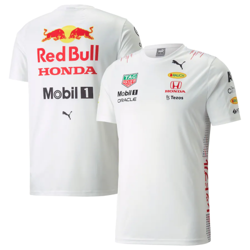 Red Bull Racing Special Edition Japan Team T-Shirt 2021