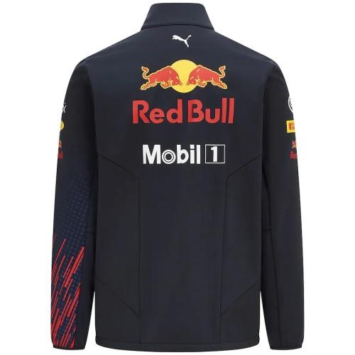 Red Bull Racing Softshell Team Jacket 2021