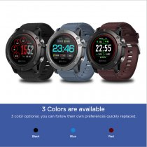 VIBE3 ​​ECG smart color screen watch ECG heart rate sleep monitoring smart sports watch