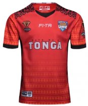 Tonga 18/19 Men's Rugby Jersey - 001