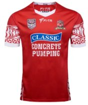 Tonga 18/19 Men's Rugby Jersey