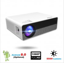 Q9 projector Full HD 1080P support 4K video LED home run public security Zhuo projector