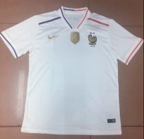 Thai Version 2019 France Away Soccer Jersey