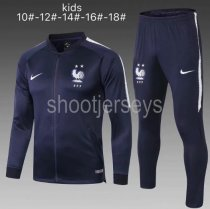 France 2018 Kids Jacket and Pants