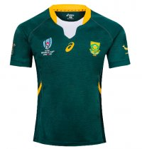 South Africa 2019 World Cup Home Rugby Jersey